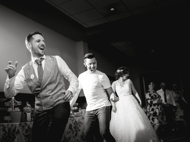 La boda de Sergio y Jessi en Montehermoso, Cáceres 33