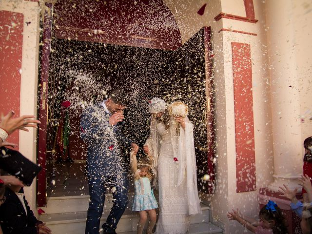 La boda de David y Rocio en Alcala De Guadaira, Sevilla 19