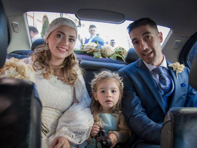 La boda de David y Rocio en Alcala De Guadaira, Sevilla 20