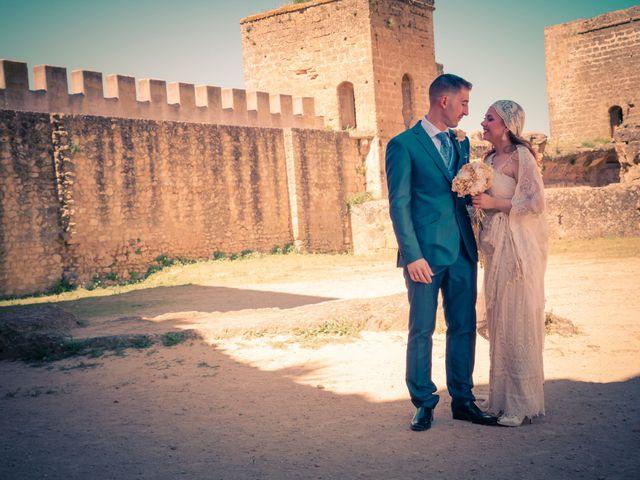 La boda de David y Rocio en Alcala De Guadaira, Sevilla 21