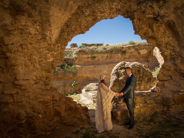 La boda de David y Rocio en Alcala De Guadaira, Sevilla 22