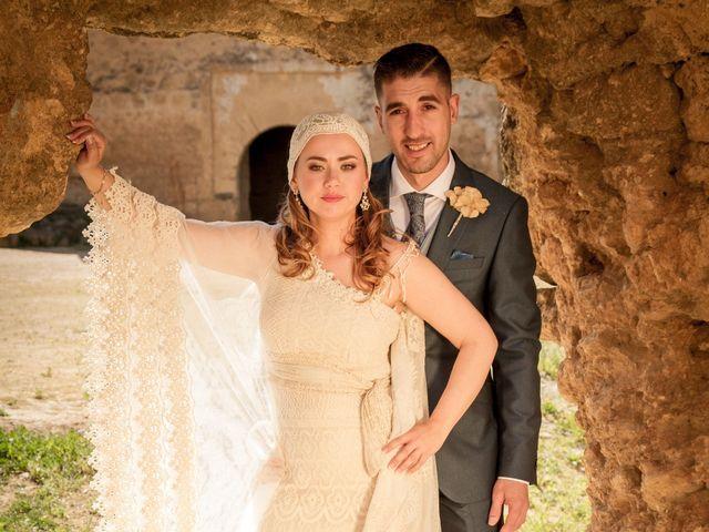 La boda de David y Rocio en Alcala De Guadaira, Sevilla 23