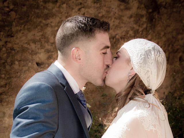 La boda de David y Rocio en Alcala De Guadaira, Sevilla 26