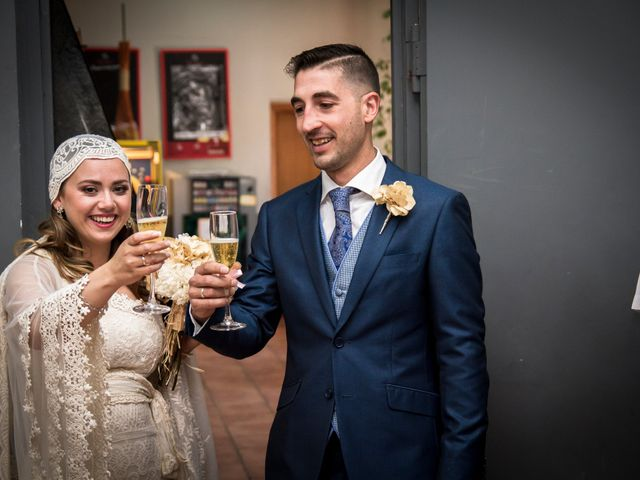 La boda de David y Rocio en Alcala De Guadaira, Sevilla 27