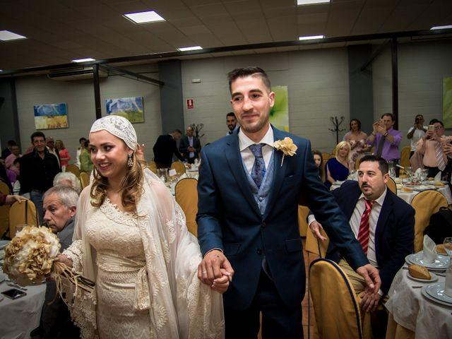 La boda de David y Rocio en Alcala De Guadaira, Sevilla 28