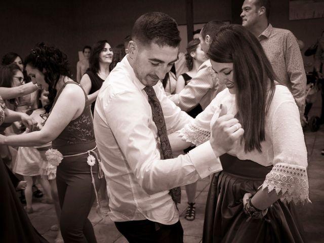 La boda de David y Rocio en Alcala De Guadaira, Sevilla 42