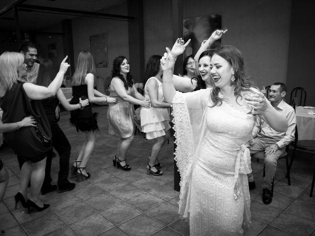 La boda de David y Rocio en Alcala De Guadaira, Sevilla 44