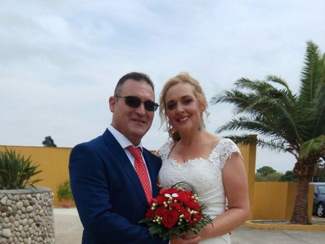 La boda de Andriu y Isa en Puerto Real, Cádiz 1