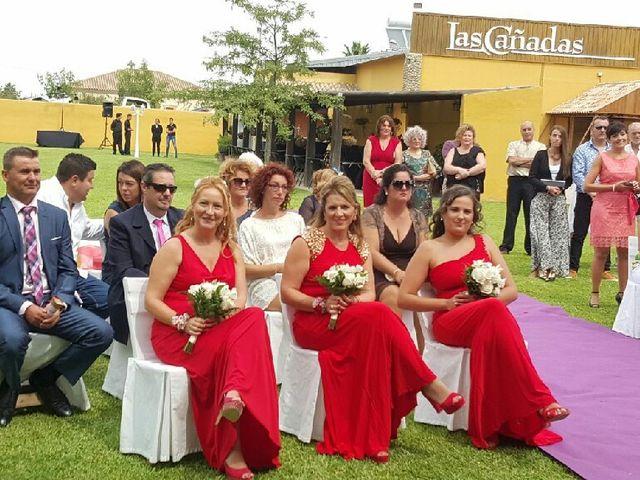 La boda de Andriu y Isa en Puerto Real, Cádiz 2
