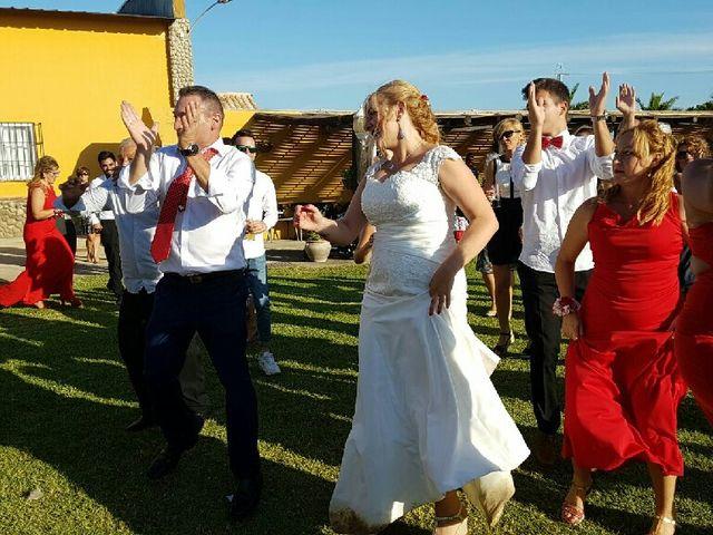 La boda de Andriu y Isa en Puerto Real, Cádiz 9