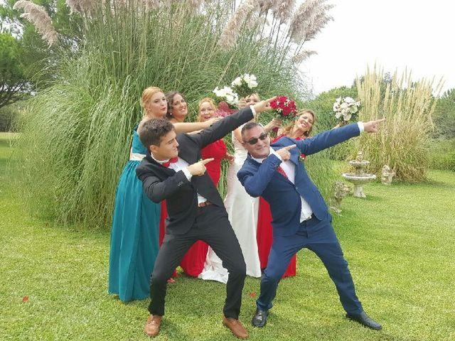 La boda de Andriu y Isa en Puerto Real, Cádiz 12