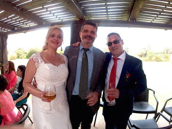 La boda de Andriu y Isa en Puerto Real, Cádiz 19