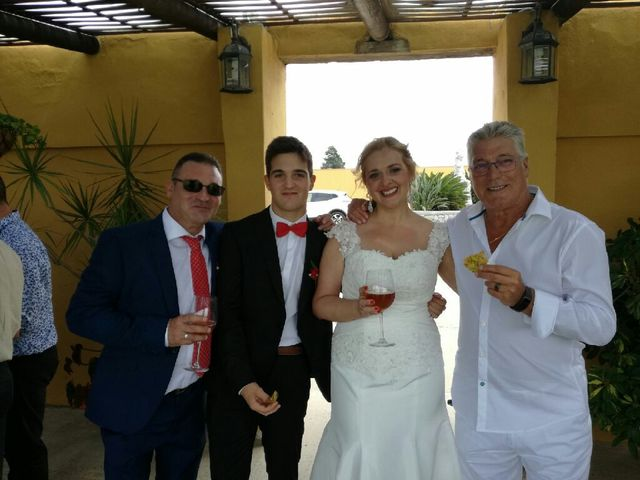 La boda de Andriu y Isa en Puerto Real, Cádiz 21