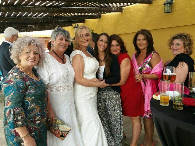 La boda de Andriu y Isa en Puerto Real, Cádiz 22