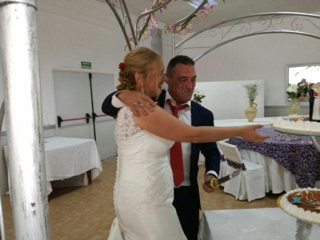 La boda de Andriu y Isa en Puerto Real, Cádiz 23