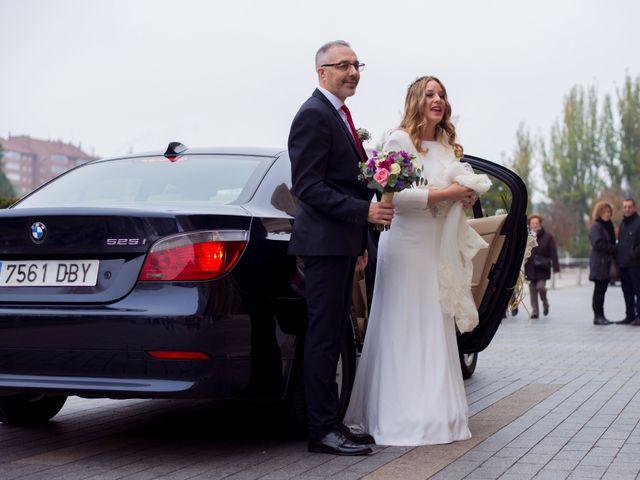 La boda de Adrián y María en León, León 4