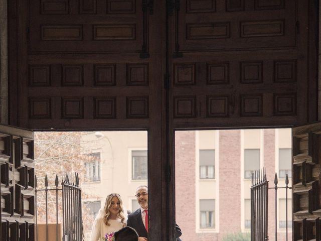 La boda de Adrián y María en León, León 6