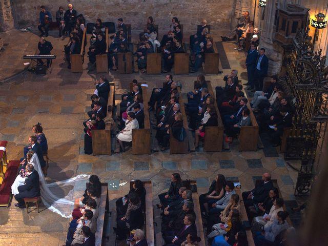 La boda de Adrián y María en León, León 7