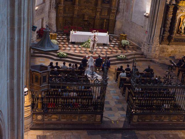 La boda de Adrián y María en León, León 8