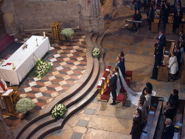 La boda de Adrián y María en León, León 11
