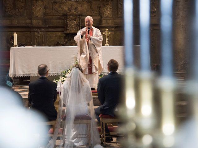 La boda de Adrián y María en León, León 13