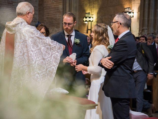 La boda de Adrián y María en León, León 15