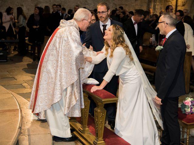 La boda de Adrián y María en León, León 17