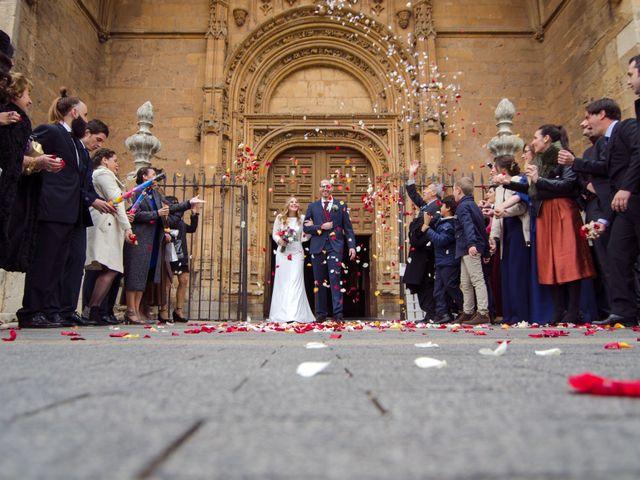 La boda de Adrián y María en León, León 21