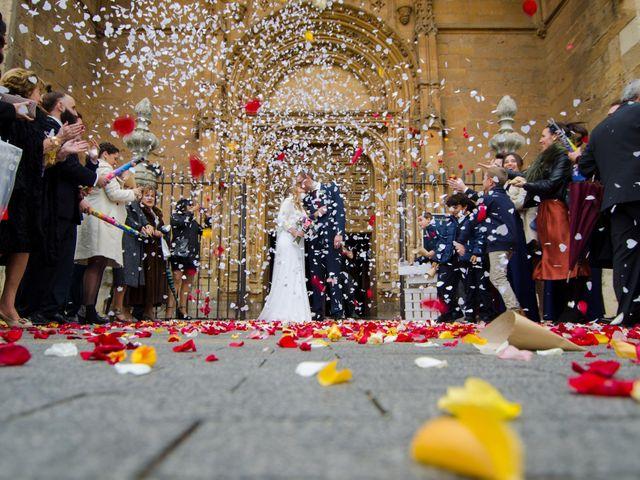 La boda de Adrián y María en León, León 2