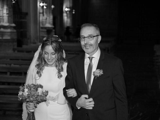 La boda de Adrián y María en León, León 39