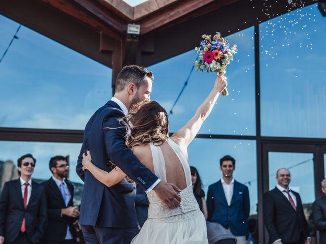 La boda de Alberto y Roxana en Murillo De Gallego, Zaragoza 15