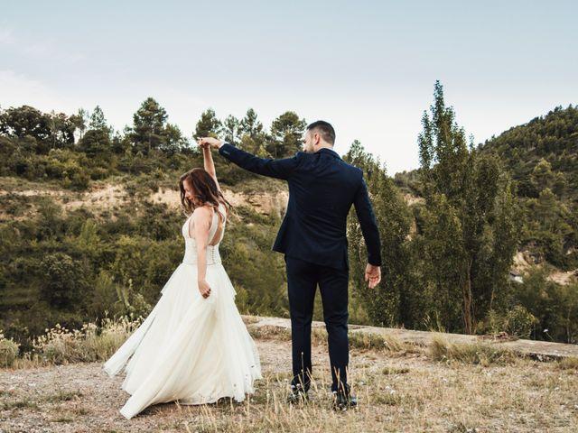 La boda de Alberto y Roxana en Murillo De Gallego, Zaragoza 24