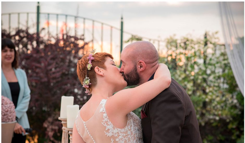 La boda de Jorge y Lidia en Madrid, Madrid