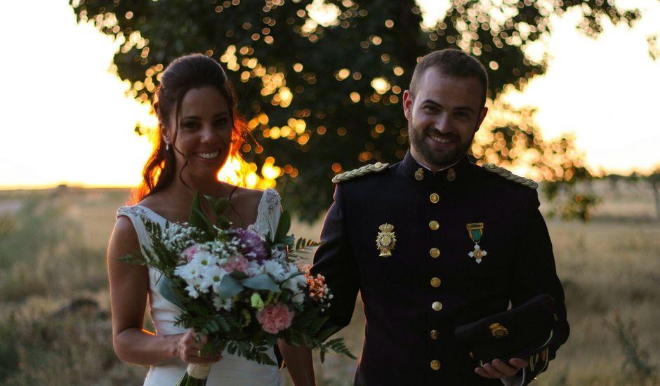 La boda de Juan Pedro y Patricia en Hoyuelos, Segovia