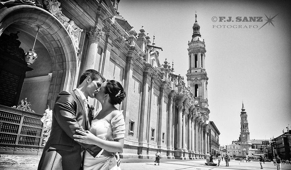 La boda de Juan y Belén  en Zaragoza, Zaragoza