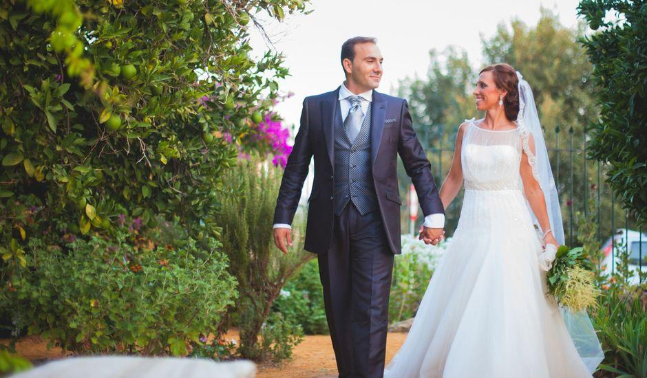 La boda de José Manuel y Mari Carmen en Lora Del Rio, Sevilla