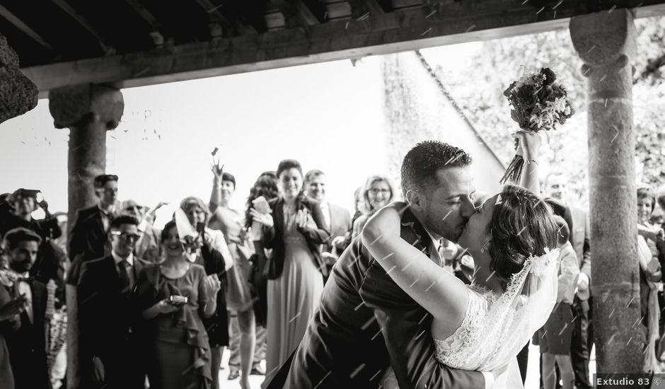 La boda de Sergio y Jessi en Montehermoso, Cáceres