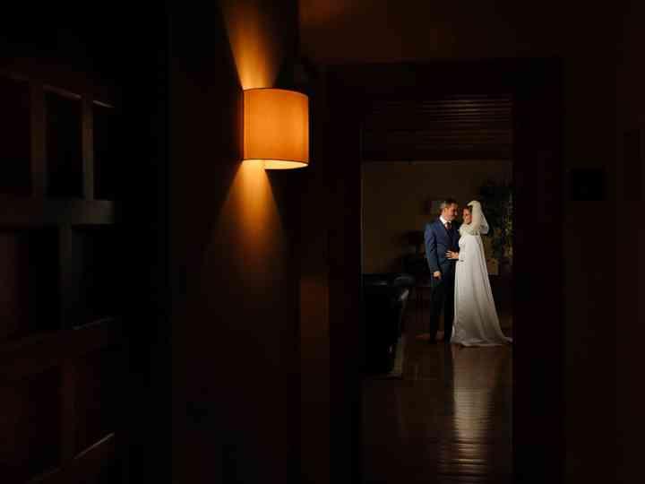 La boda de Celia y Ruben