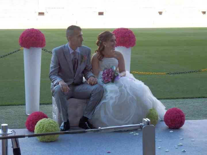 La boda de Jordi y MªCarmen