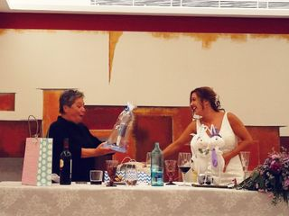 La boda de Maria  y Sergio  1
