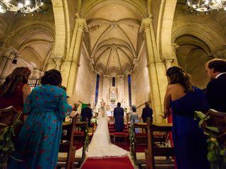La boda de Mª Cruz y Victor