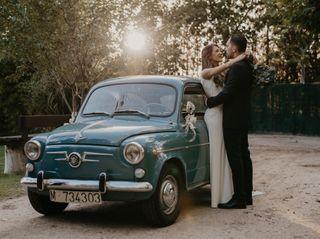 La boda de Irene y Jose