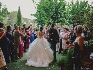 La boda de Andrea y Miguel 1