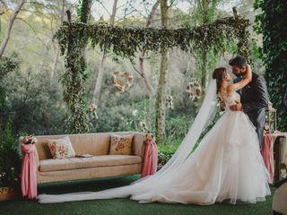 La boda de Andrea y Miguel 3