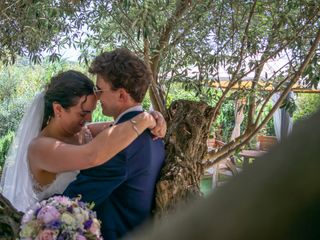 La boda de David y Sandra