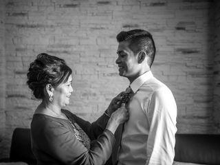 La boda de Adriana y José 1
