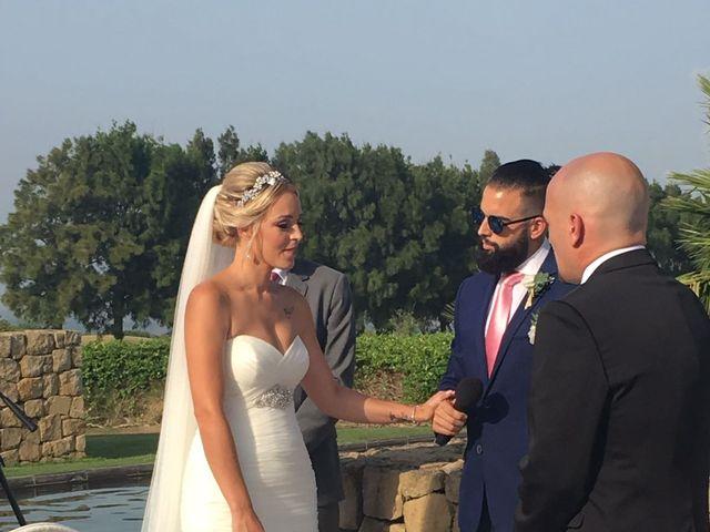 La boda de David  y Cristina en San Roque, Cádiz 1