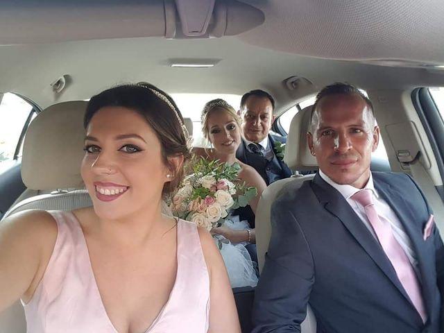 La boda de David  y Cristina en San Roque, Cádiz 2