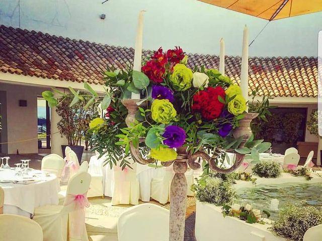 La boda de David  y Cristina en San Roque, Cádiz 8
