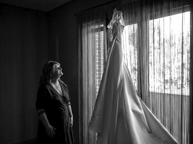 La boda de Ángel Luis y Inma en Malacuera, Guadalajara 7